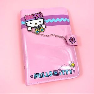 Y2K Sanrio Hello Kitty Pink Jelly Organizer